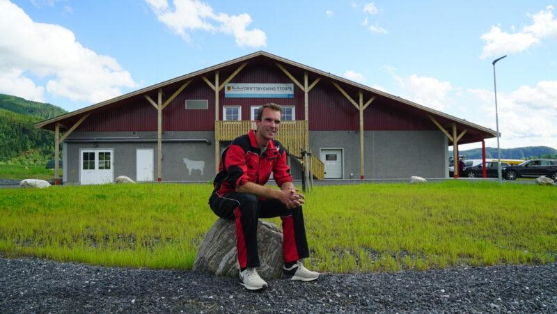 Rune byr på framtidsretta agronomutdanning i Mosjøen