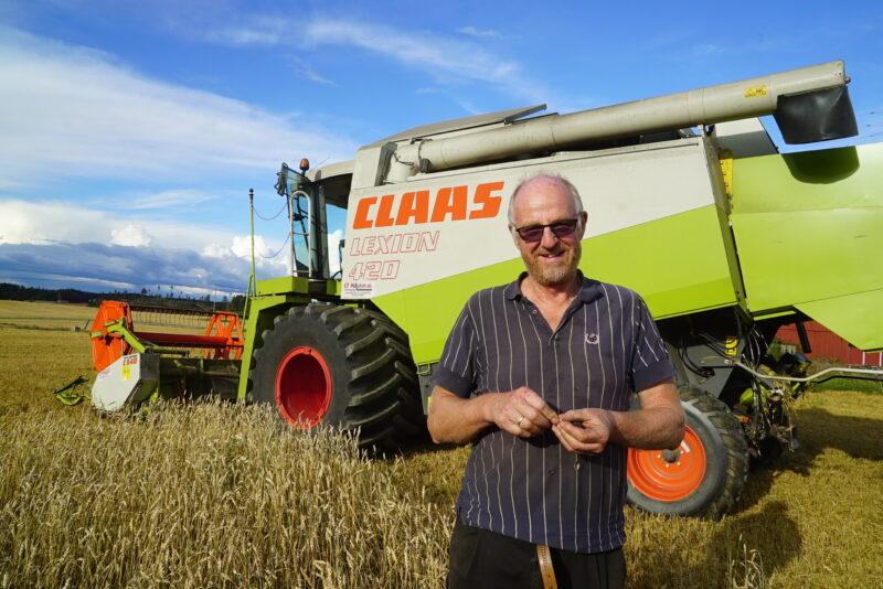Etter 22 år som heltidsbonde blir Åsmund bare mer og mer gira på agronomi
