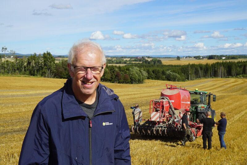 NLR-rådgiver Jan Stabbetorp om suksesskriteriene for å lykkes med direktesåing