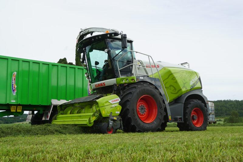Jevnere innmating og økt høstekapasitet med ny JAGUAR
