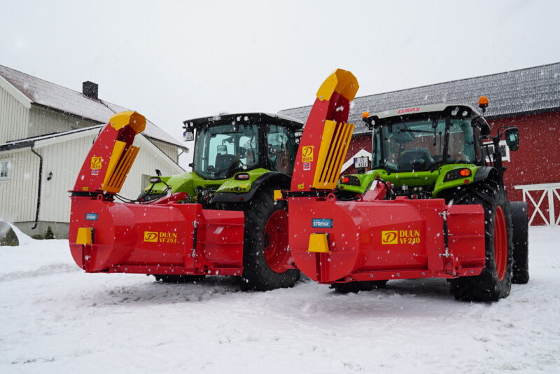 Norskprodusert vinterutstyr fra Duun